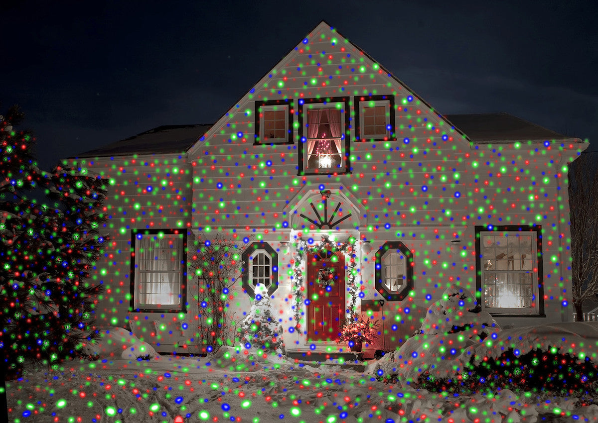 Christmas Projector.7 Reasons Christmas Light Projectors Beat Old Fashioned