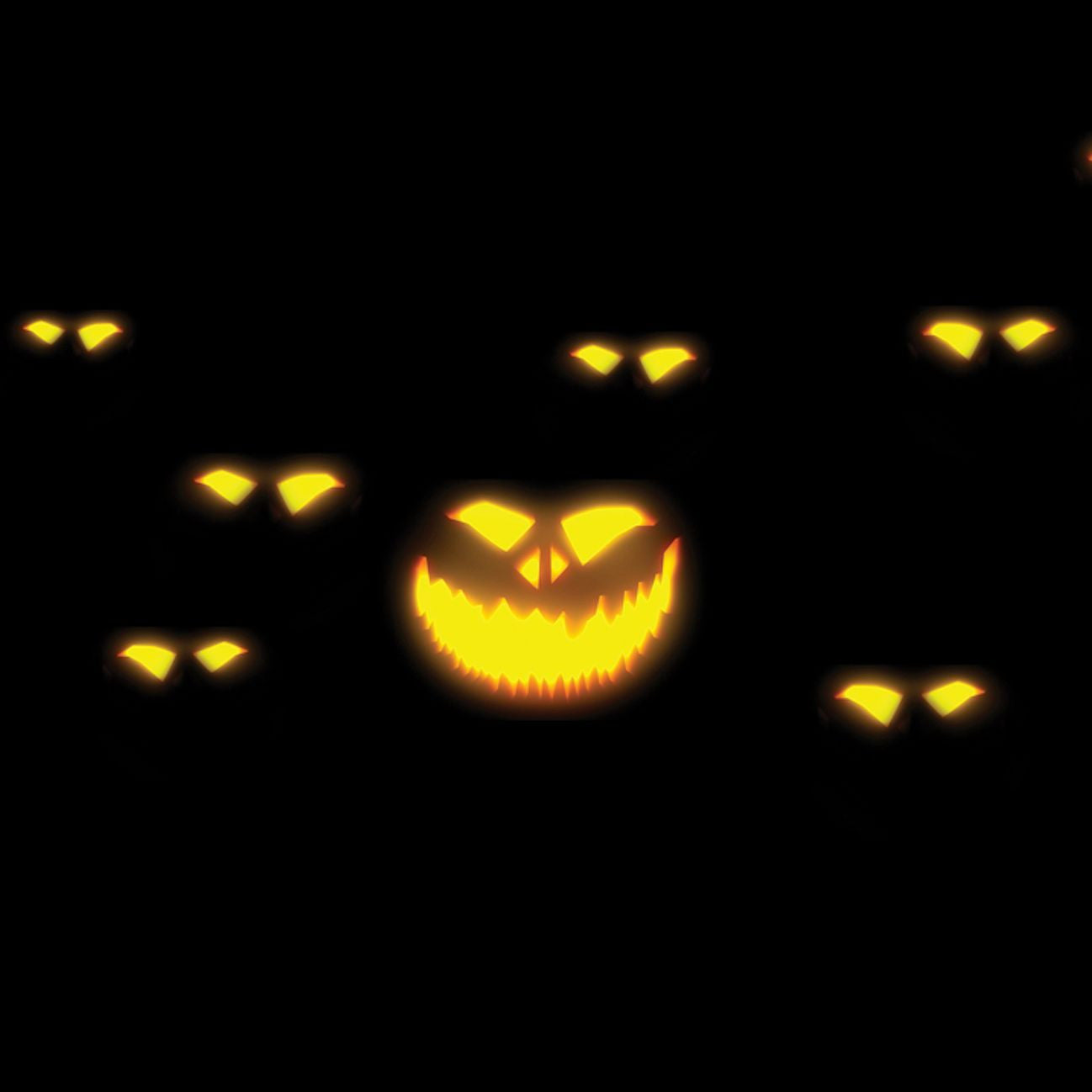 halloween design projector lighting