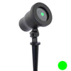 Green Laser - Green Laser - Aluminum Housing - Night Stars Landscape Lighting