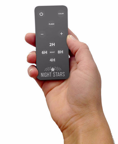 Replacement Remote - Grey Replacement Remote - Night Stars Landscape Lighting