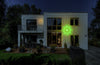 Pattern Laser - Spinning Vortex LED, Red, Green Lasers with Remote - Night Stars Landscape Lighting