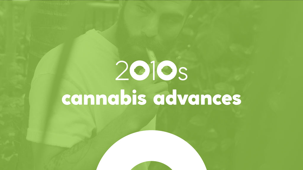 advancements in the cannabis industry