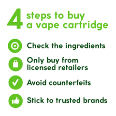 4 Steps to Buying a Vape Cartridge