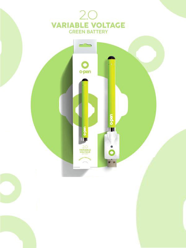 O.pen 2.0 - Green Battery