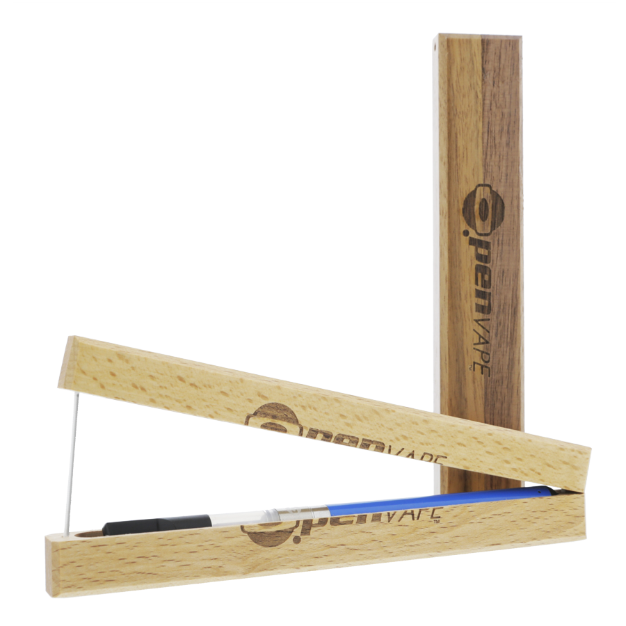 openvape pen case wood