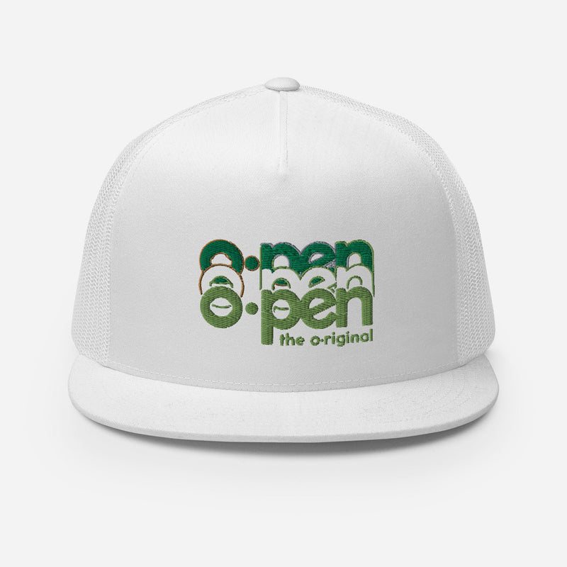 O.pen Trucker Hat