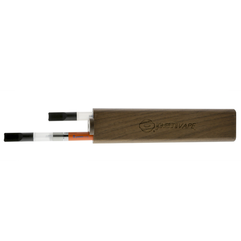 Openvape Vape Pen Case Walnut