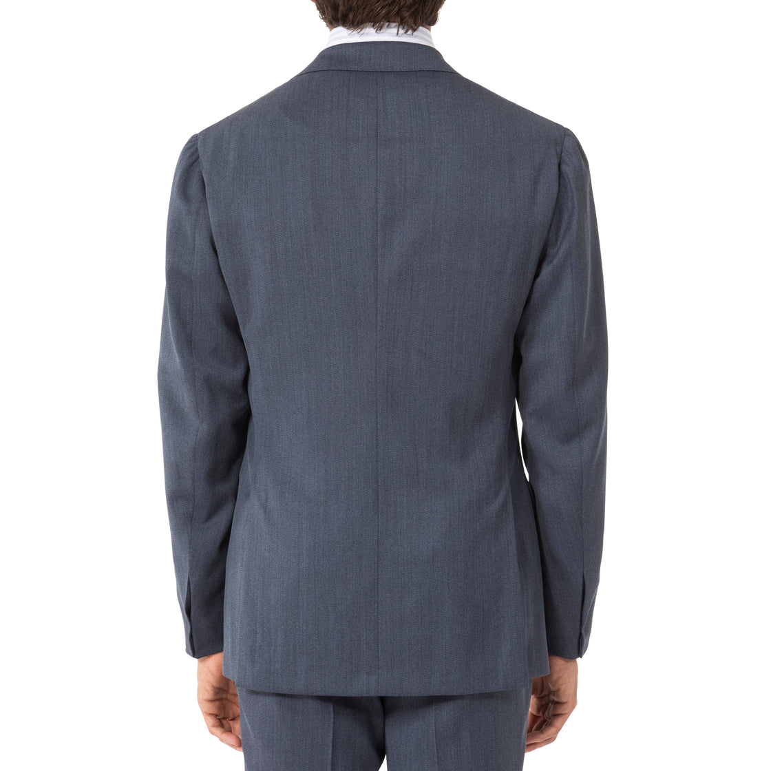 The Armoury Wool Fine Stripe Model 3A Suit