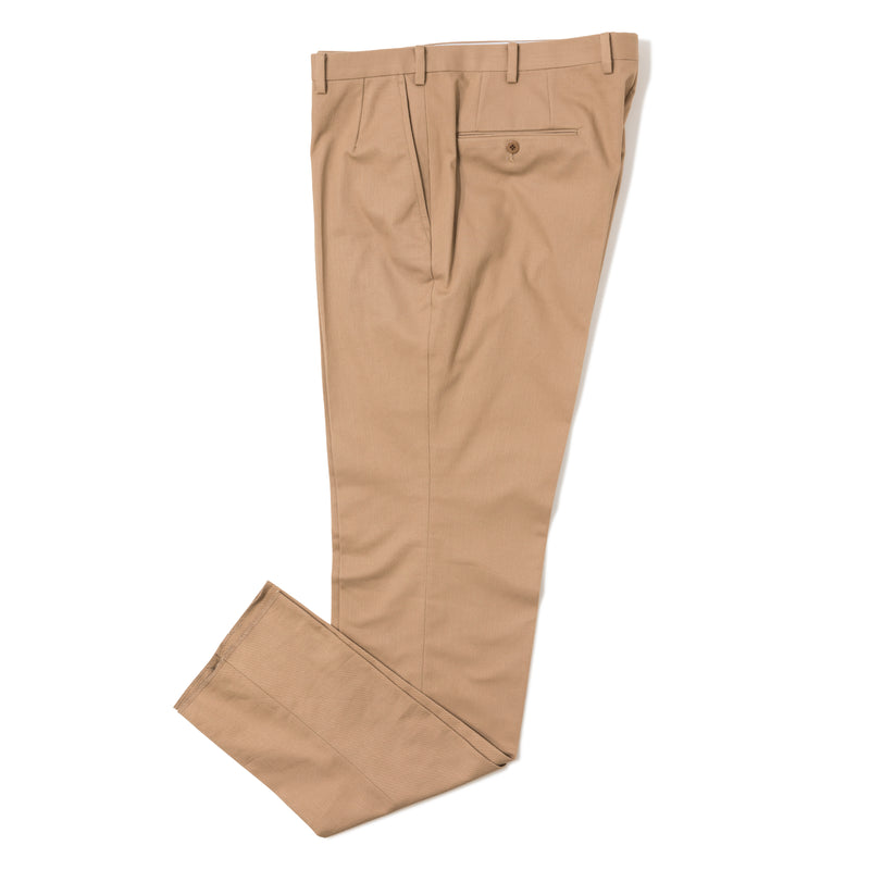 The Armoury by Osaku Flat-front Trousers