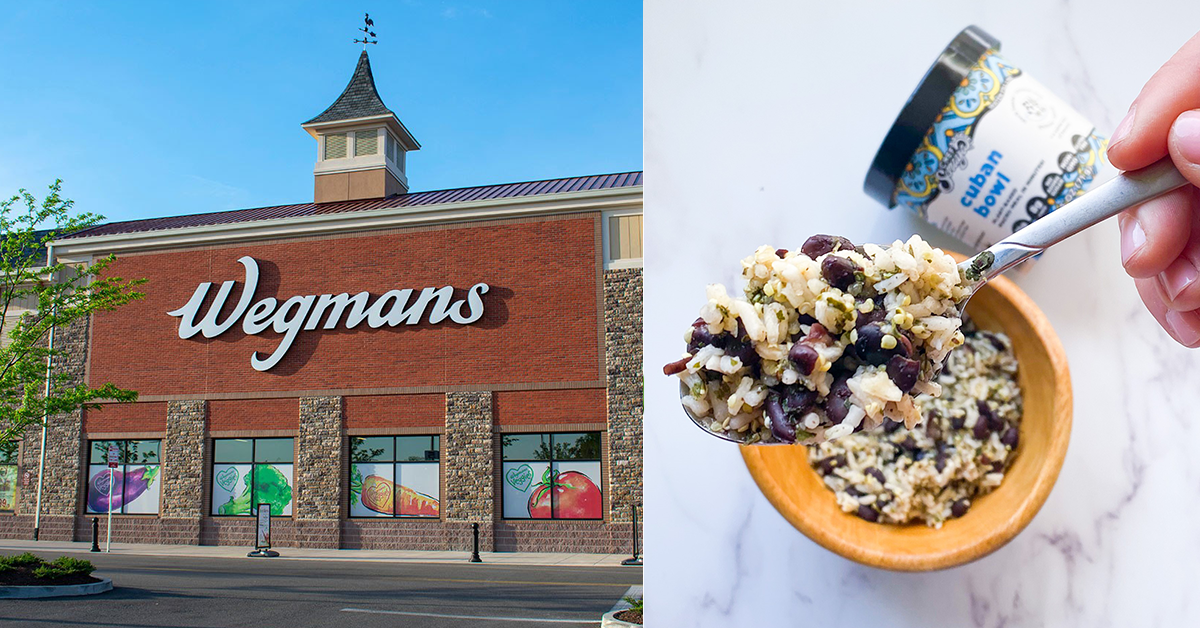 Chef Soraya Meals Now Available at Wegmans