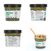 Mixed 4-Pack - 100% Plant-Based Meal Variety Four Pack - Chef Soraya