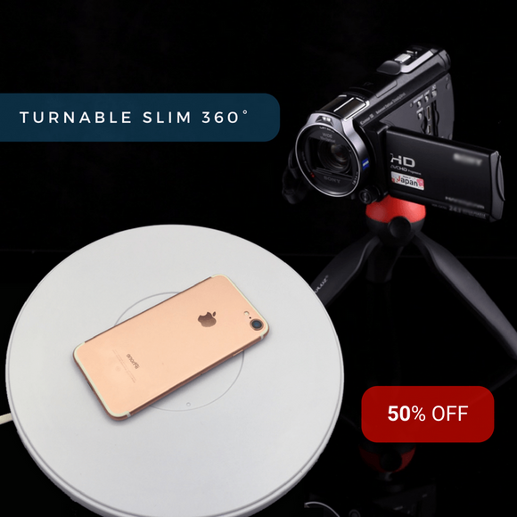 TURNABLE SLIM 360