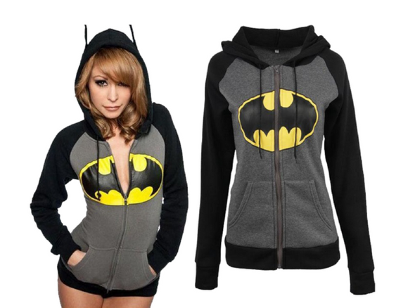 Batman Women Jacket 2018