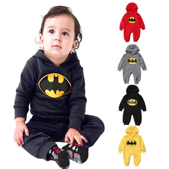 Batman Baby Jumpsuits