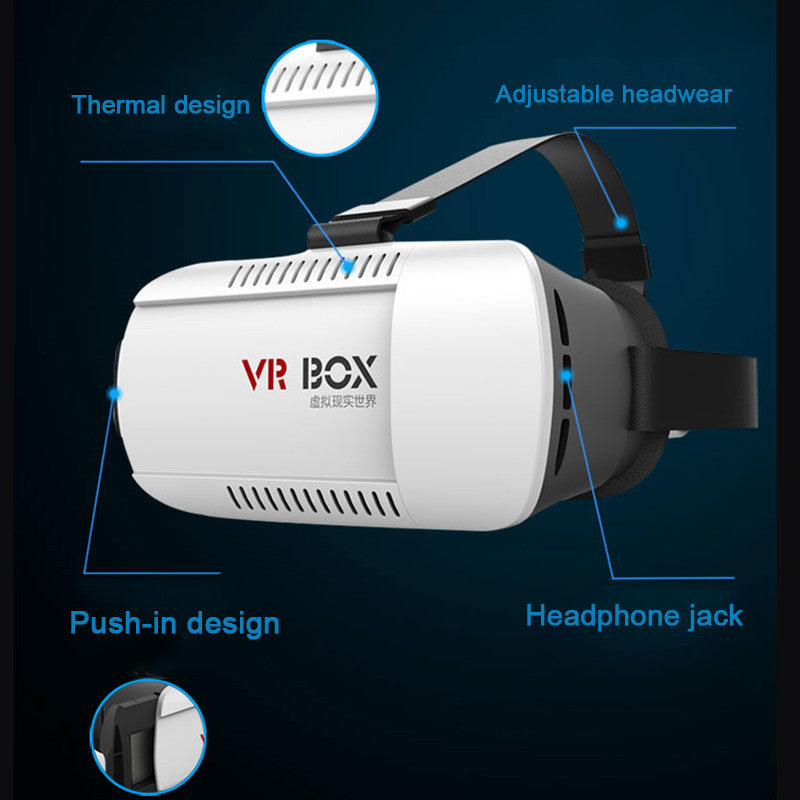 VR BOX 3D for iPhone - Samsung - SmartPhones
