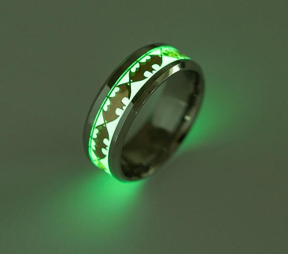 Super Luminous Batman Ring - Limited Edition