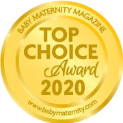 baby maternity magazine top choice award 2020