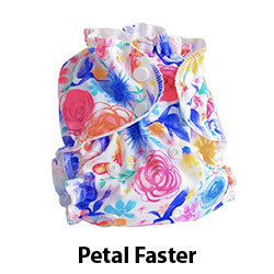 One Size Cover Petal Faster