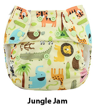 One Size Simplex Jungle Jam