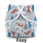 Thirsties Duo Wrap Snap Foxy