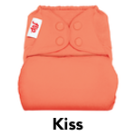 Flip Diaper Cover Kiss
