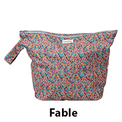 GroVia Zippered Wet Bag Fable