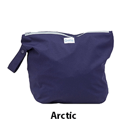 GroVia Zippered Wet Bag Arctic