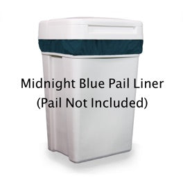 Thirsties Pail Liner Midnight Blue