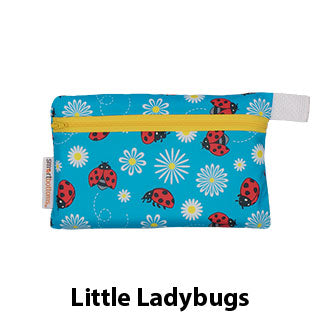 Mini Wet Bag Little Ladybugs