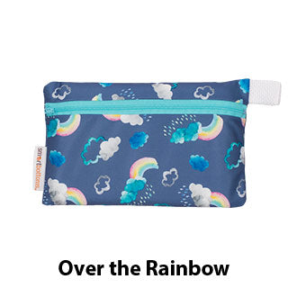 Mini Wet Bag Over the Rainbow