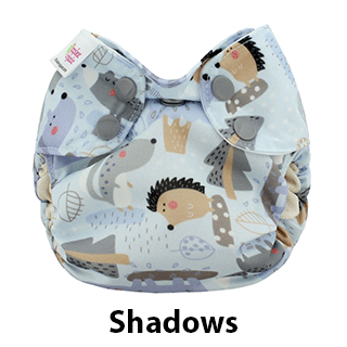 Blueberry Newborn Simplex Shadows