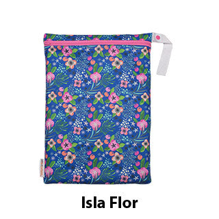 Smart Bottoms OTG Wet Bag Isla Flor