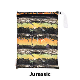 Smart Bottoms OTG Wet Bag Jurassic