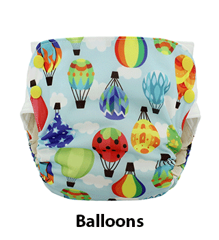 Side Snap Simplex Balloons