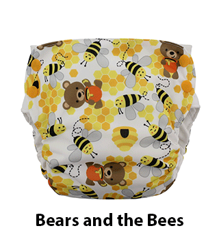 Side Snap Simplex Bears and the Bees