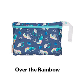 Small Wet Bag Over the Rainbow