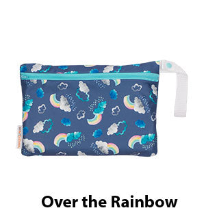 Smart Bottoms Small Wet Bag Over the Rainbow