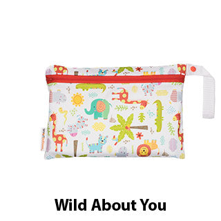 Small Wet Bag Wild About You