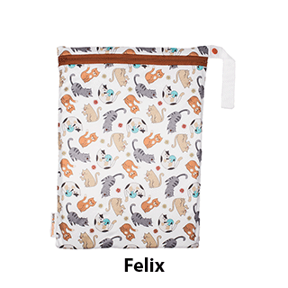 Smart Bottoms On the Go Mesh Bag Felix