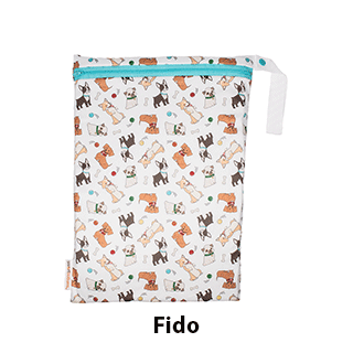 On the Go Mesh Bag Fido