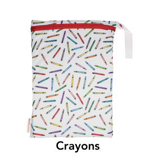 On the Go Mesh Bag Crayons