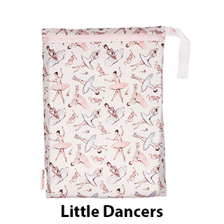 Smart Bottoms on the go mesh bag little dancers