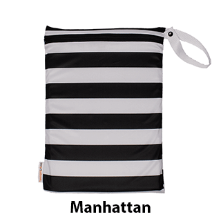 Smart Bottoms On the Go Mesh Bag Manhattan