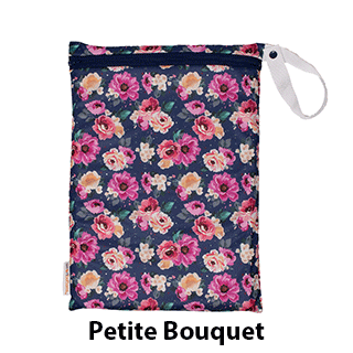 Smart Bottom On the Go Mesh Bag Petite Bouquet