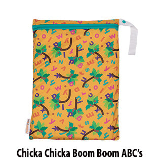 Chicka Chicka Boom Boom ABCs wet bag