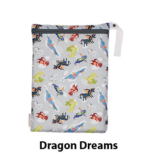 On the Go Wet Bag Dragon Dreams