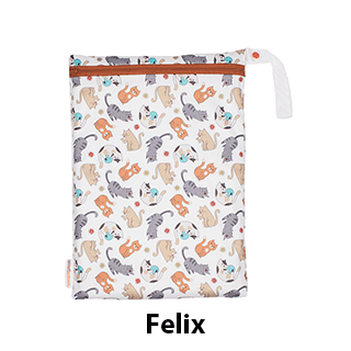 On the Go Wet Bag Felix
