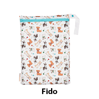 On the Go Wet Bag Fido