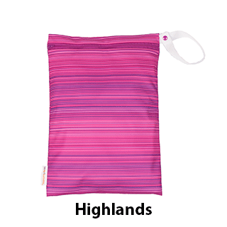 Smart Bottoms On the Go Wet Bag Highlands