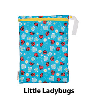 OTG Wet Bag Little Ladybugs